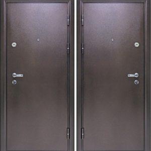 Входная дверь Йошкар (металл/металл, 7см, 3 петли)