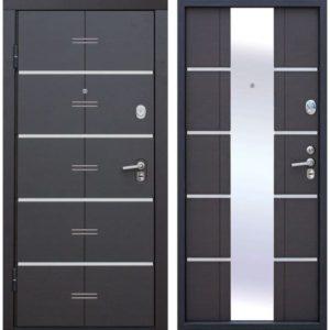 Входная дверь Alta Tech (венге)