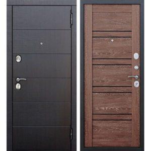 Входная дверь Чикаго (10,5 см, дуб шале корица)