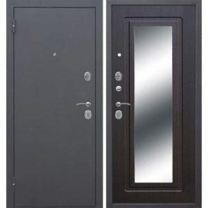 Входная дверь Царское зеркало (муар, венге)