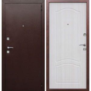Входная дверь Доминанта (белый ясень)