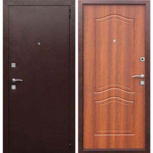 Входная дверь Доминанта (рустикальный дуб)