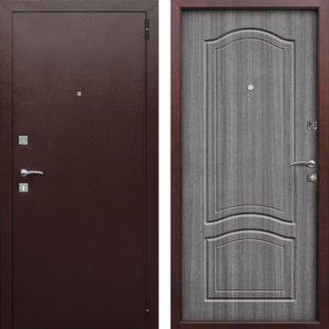 Входная дверь Доминанта (венге тобакко)