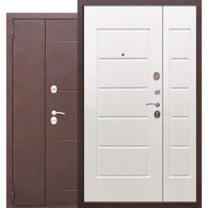 Входная дверь Гарда (белый ясень, 1200х2050 мм)