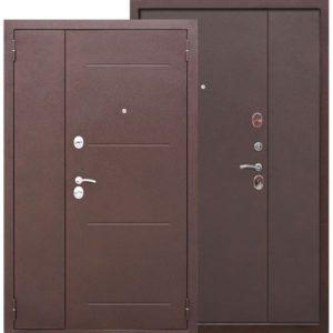Входная дверь Гарда (металл/металл, 1200х2050 мм)