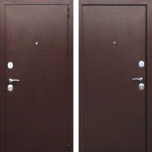 Входная дверь Гарда mini (металл/металл)
