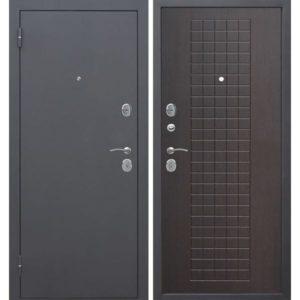 Входная дверь Гарда (муар, 8 мм, венге)