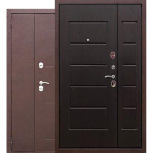 Входная дверь Гарда (венге, 1200х2050 мм)