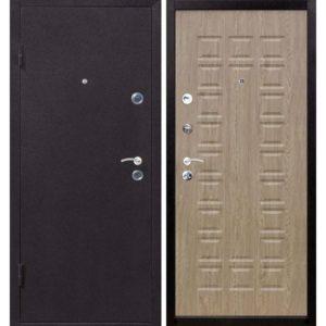 Входная дверь Йошкар (карпатская ель)