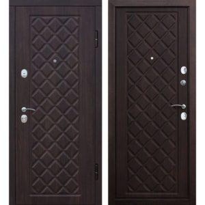Входная дверь Камелот (вишня тёмная)