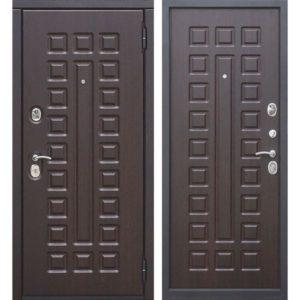 Входная дверь Монарх (10 см, венге)