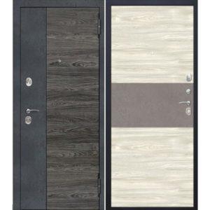 Входная дверь Орландо (9,5 см, дуб винтаж белый)