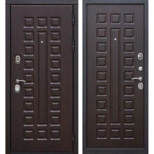 Входная дверь Сенатор (12 см, венге)