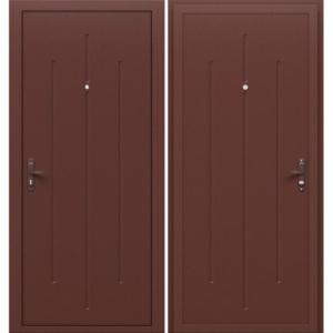Входная дверь Стройгост 5-1 (металл/металл, внутреннее открывание)