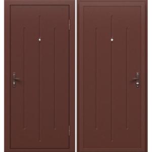 Входная дверь Стройгост 5-1 (металл/металл)