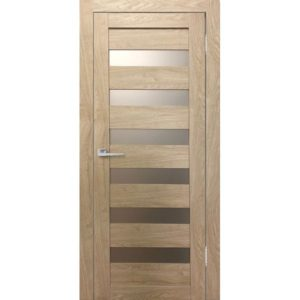Межкомнатная дверь Бавария 03 3D-Люкс (ясень сонома)