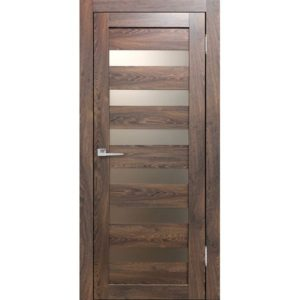 Межкомнатная дверь Бавария 03 3D-Люкс (ясень таволато)