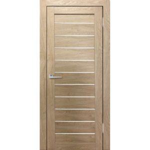 Межкомнатная дверь Бавария 04 3D-Люкс (ясень сонома)