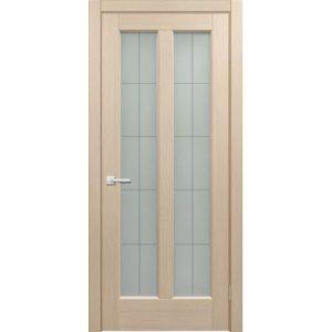 Межкомнатная дверь Schlager HiTech 1.45 (белёный дуб)