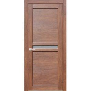 Межкомнатная дверь Schlager HiTech 1.51 (махагон)