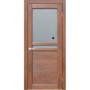 Межкомнатная дверь Schlager HiTech 1.52 (махагон)