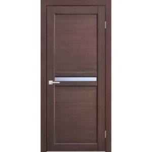 Межкомнатная дверь Schlager HiTech 1.11 (орех)