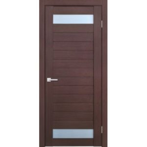 Межкомнатная дверь Schlager HiTech 2.12 (орех)