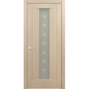 Межкомнатная дверь Schlager HiTech 2.41 (белёный дуб)