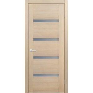 Межкомнатная дверь Schlager HiTech 3.44 (белёный дуб)
