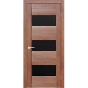 Межкомнатная дверь Schlager HiTech 3.55 (махагон)