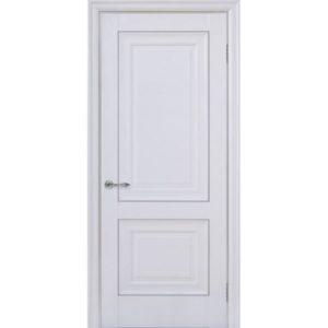 Межкомнатная дверь Schlager Provence Паскаль 2 (белый матовый, глухая)