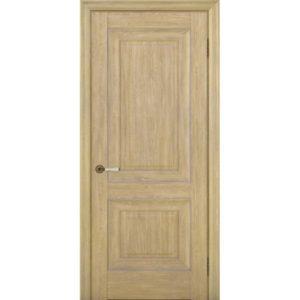 Межкомнатная дверь Schlager Provence Паскаль 2 (дуб натуральный, глухая)