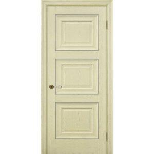 Межкомнатная дверь Schlager Provence Паскаль 3 (ясень патина, глухая)