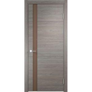Межкомнатная дверь Турин 03 (дуб шервуд вералинга)