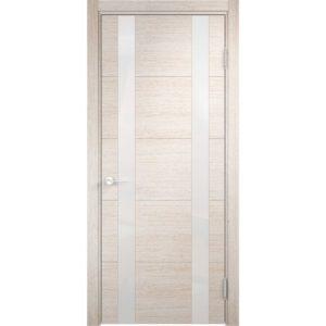 Межкомнатная дверь Турин 06 (дуб бежевый вералинга)