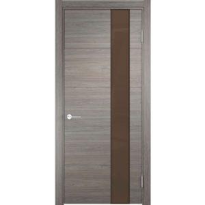 Межкомнатная дверь Турин 13 (дуб шервуд вералинга)
