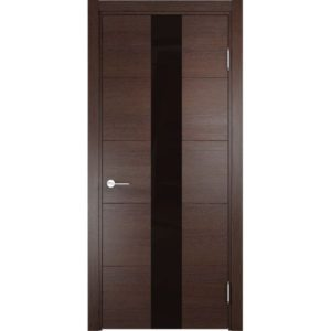 Межкомнатная дверь Турин 14 (дуб графит вералинга)