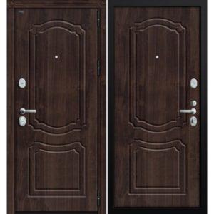 Входная дверь Groff P3-301 (тёмная вишня)