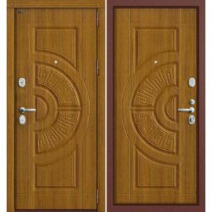 Входная дверь Groff P3-302 (золотой дуб)