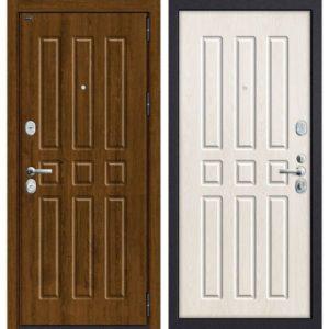 Входная дверь Groff P3-303 (французский дуб, белёный дуб)