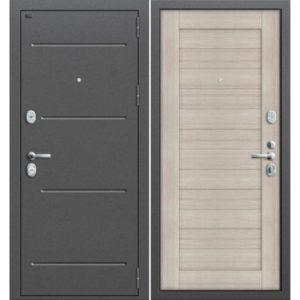 Входная дверь Groff Т2-221 (капучино вералинга)