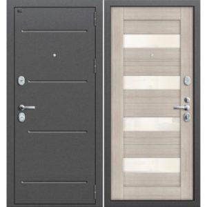 Входная дверь Groff Т2-223 (капучино вералинга)