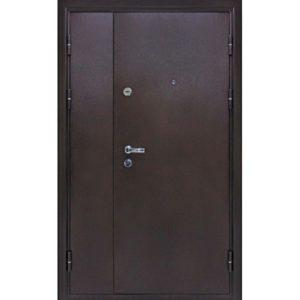Входная дверь Йошкар (металл/металл, 1200х2050 мм)