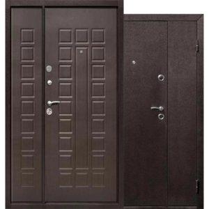 Входная дверь Йошкар (венге, 1200х2050 мм)