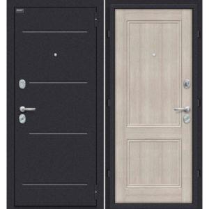 Входная дверь Оптим Класс (капучино вералинга)