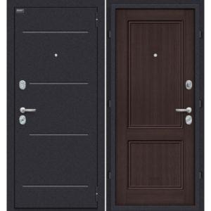 Входная дверь Оптим Класс (венге вералинга)