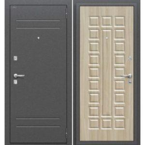 Входная дверь Оптим Нова (шимо светлый)