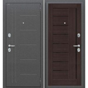 Входная дверь Оптим Проф (венге вералинга)