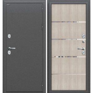 Входная дверь Оптим Термо 204 (капучино вералинга)