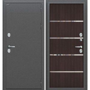 Входная дверь Оптим Термо 204 (венге вералинга)
